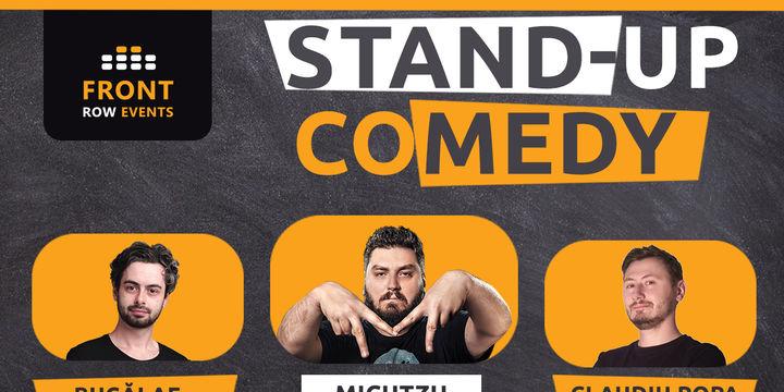 München: Stand-up comedy cu Micutzu, Bucălae & Claudiu Popa