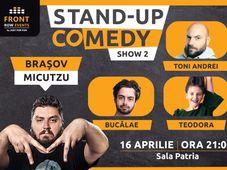 Stand-up comedy cu Micutzu, Bucălae, Teodora & Toni Andrei