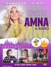 AMNA - 7 Ani - Concert Aniversar la Berăria H