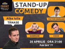 Alba Iulia: Stand-up comedy cu Tănase, Gherghe, Coco & Victor Drăgan