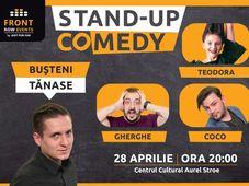 Bușteni: Stand-up comedy cu Tănase, Gherghe, Coco & Teodora Nedelcu