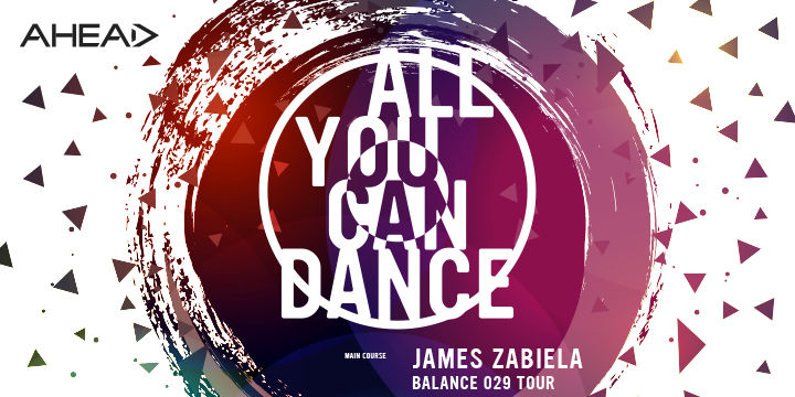 All You Can Dance with James Zabiela
