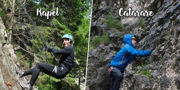 Extrem adventure in Cheile Dambovicioarei