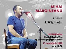 """Turneu """"L'ASpiratii"""": Mihai Margineanu Sighisoara"""