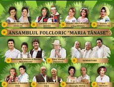 Gala Folclorului Romanesc (Dansul, Muzica si Portul la Romani )