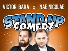 Stand up Comedy in Germania - Stuttgart cu Nae Nicolae si Victor Bara