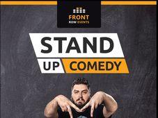 Frankfurt: Stand-up comedy cu Micutzu, Bucălae & Toni Andrei