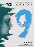 O.N. + Live Band – lansare album 9 / Expirat / 09.05