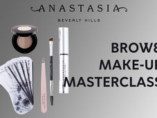 1st Anastasia Beverly Hills Brow&Make-up MasterClass