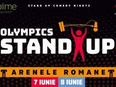 Abonamente Stand Up Olympics cu Badea, Bordea si Micutzu, Teo, Vio si Costel @ Arenele Romane