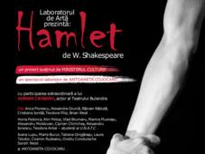 """HAMLET SI NOI"" dupa Hamlet, de William Shakespeare"