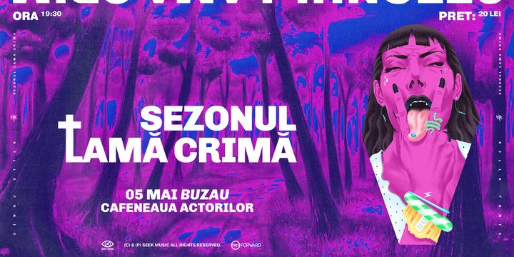 KILLA FONIC x BUZAU Cafeneaua Artistilor (Sezonul Lama Crima)