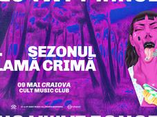 KILLA FONIC x CRAIOVA Cult Music Club (Sezonul Lama Crima)
