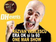 """Razvan Vasilescu """"Era ok si la 60"""" One Man Show"""