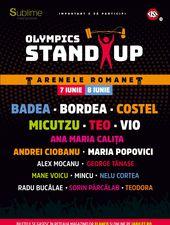 Stand Up Olympics Teo, Vio si Costel @ Arenele Romane