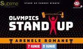 Stand Up Olympics Badea, Bordea si Micutzu @ Arenele Romane
