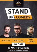 Stand up Comedy cu Micutzu, Bucalae si Cortea