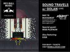 Red Bull Music presents Sound Travels with Golan