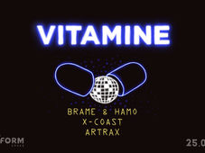 Vitamine w/ Brame & Hamo, X-Coast and Artrax