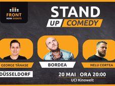 Düsseldorf: Stand-up comedy cu Bordea, Cortea & George Tănase