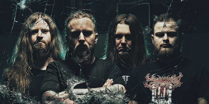 Concert Decapitated, Hatesphere si Thy Disease
