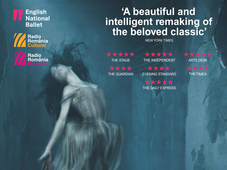 ENGLISH NATIONAL BALLET – GISELLE – AKRAM KHAN