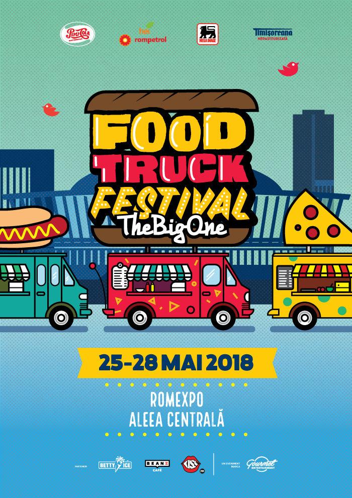 Truck Food Festival Bucuresti