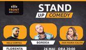 Florența: Stand-up comedy cu Bordea, Ana-Maria Calița & Nelu Cortea