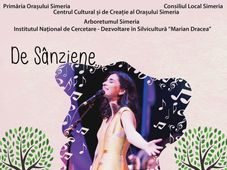 Concert De Sanziene cu Alexandra Usurelu & Petrila Strings Quartet