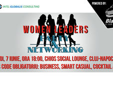 Women Leaders Party & networking