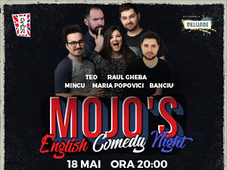Mojo - English Comedy Night