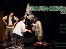 "Teatrul Coquette: ""Prostia Omeneasca"" PREMIERA"