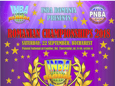 ROMANIAN NATIONAL  & INTERNATIONAL CHAMPIONSHIPS 2018
