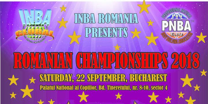 ROMANIAN NATIONAL  & INTERNATIONAL CHAMPIONSHIPS 2018