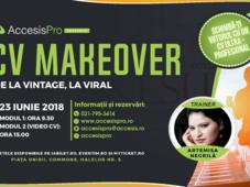 CV Makeover: Obține interviuri cu un CV Ultra - Profesional