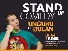 Blaj: Stand-up comedy cu Unguru' Bulan