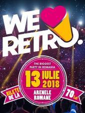 We love Retro Bucuresti