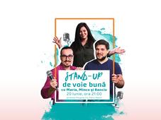 Stand up Comedy : Maria, Mincu si Banciu