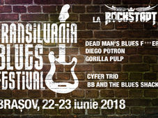 Transilvania Blues Festival