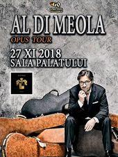 AL DI MEOLA - OPUS TOUR 2018