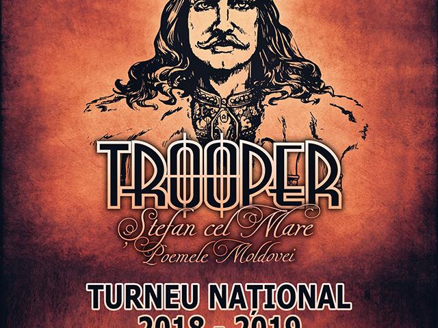 TROOPER - Stefan Cel Mare - Poemele Moldovei - Campina