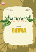 FiRMA / Backyard Acoustic Season / 26.07