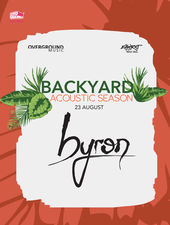 byron / Backyard Acoustic Season / 23.08