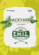 E.M.I.L. / Backyard Acoustic Season / 06.09