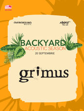 Grimus / Backyard Acoustic Season / 20.09
