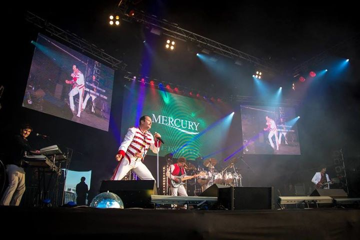 Tribut Freddie Mercury - Joseph Lee Jackson
