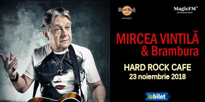 Concert Mircea Vintila & Brambura