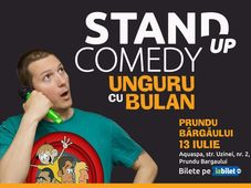 Prundu Bârgăului: Stand-up comedy cu Unguru' Bulan