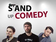 Orăștie: Stand-up comedy cu Adi Bobo, Alex Sasha & Coco