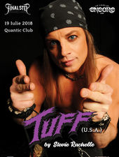 Tuff (American Glam Legends) / live in Quantic - open air